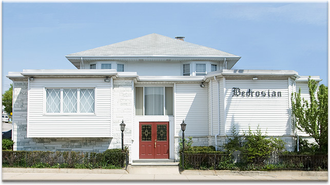 Aram Bedrosian Funeral Home, Watertown, MA
